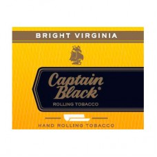 Табак для самокруток Capitan Black 30 gr Bright Virginia