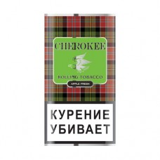 Табак для самокруток Cherokee 25 гр Apple Fresh