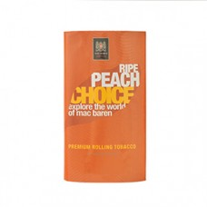 Табак для самокруток Mac Baren Ripe Peach Choice