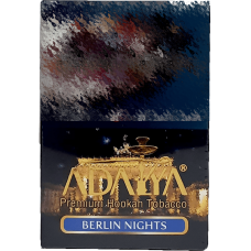 Табак для кальяна Adalya 50 гр Berlin Nights