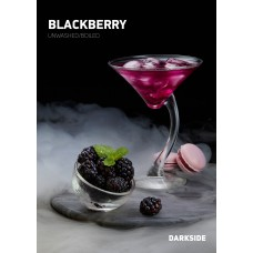 Табак для кальяна Dark Side 100 гр. Core Blackberry