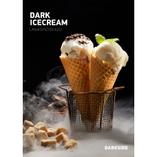Табак для кальяна Dark Side 100 гр. Core Dark Icecream