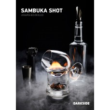 Табак для кальяна Dark Side 100 гр. Core Sambuka shot