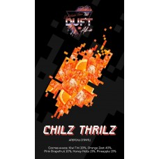 Табак для кальяна Duft All-in Chilz Thrilz 25 гр.