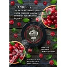 Табак для кальяна MustHave Cranberry 25 гр